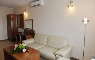 Aquahotel - pokój