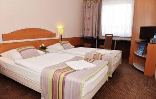 Aquahotel - pokój gościnny
